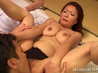 Ayano Murasaki Moans Loudly While Jumping On This Hard Cock